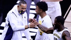 Howard tossed, No. 4 Michigan tops Terps, Big Ten semis next