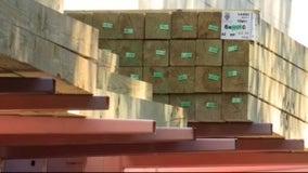 Pandemic lockdown caused do-it-yourself boom making lumber prices skyrocket