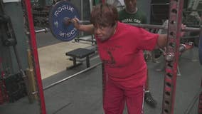 78-year-old becomes powerlifting star setting 19 world records