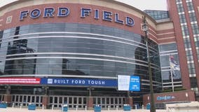 What's the best way to get to Ford Field for the Lions game?