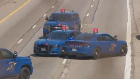 Driver shoots at tow truck during road rage incident on I-94 in Detroit