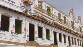Townhouse project Park 54 underway in Hazel Park