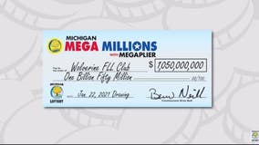 3 family members in Oakland County claim billion-dollar Mega Millions jackpot
