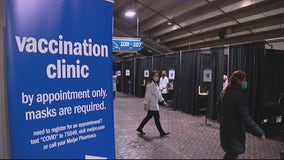 Ford Field transformed into COVID-19 vaccination clinic for hundreds of teachers