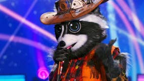 'The Masked Singer': Raccoon scurries out of the season following big reveal