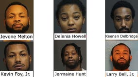 6 arrested for murder of Eastpointe man whomay have been suspect in murder of Detroit man
