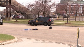 Man killed by vehicle while crossing 9 Mile near Providence Hospital in Southfield
