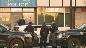 Two men die in front of River Rouge police station after being shot in Ecorse