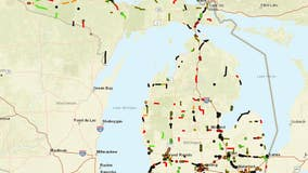 Remember Michigan's damn roads? A new map is tracking their repairs