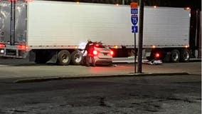 U.S. highway safety agency investigating Tesla crash in Detroit after it T-boned semi-truck