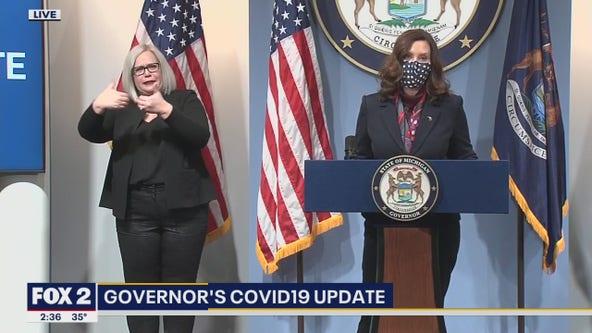 Gov. Whitmer cites separation agreement in Gordon resignation payment