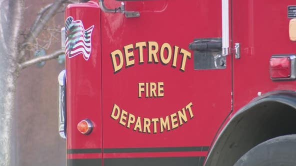 Baby dies after Detroit house fire traps child in bedroom