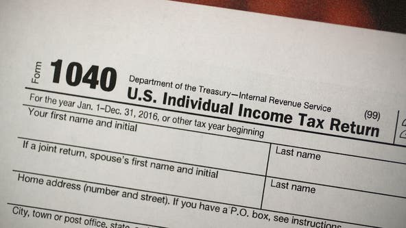 Tax Day is Monday -- Here's how to file for an extension