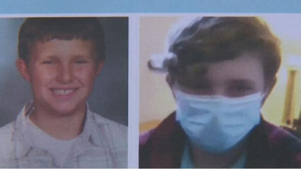 MISSING: 12-year-old Hunter Lindenmuth ran away from Children's Village in Pontiac