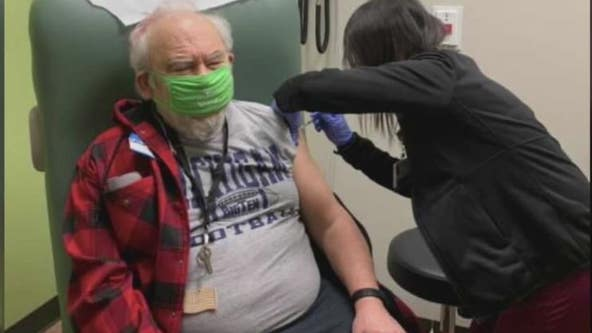 Homebound seniors get vaccine access with PACE program