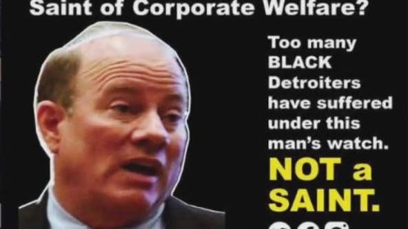 Community fumes after author names Duggan a Black Bottom Saint in project to honor historic Detroit