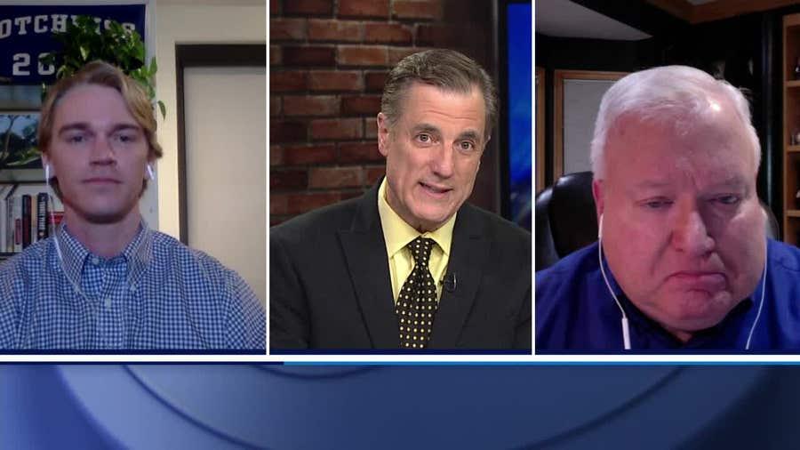 SportsWorks - 3-21-21 -- Dan with Buchie & Wojo talking NCAA Tournament & Lions