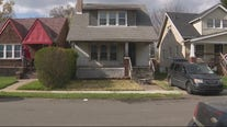 Human skeleton found inside vacant Detroit house