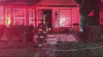 Detroit Fire says family never told them baby was inside house fire