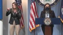 Michigan Gov. Gretchen Whitmer provides COVID-19 update