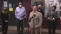 Community vaccine push pleases Mayor Mike Duggan in Detroit