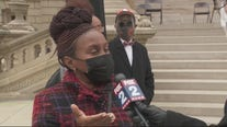 Lansing protest held against voter integrity bills claimed to be suppression