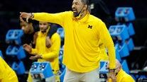 Michigan's Juwan Howard named AP college coach of the year