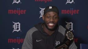 Woo hoo! Baddoo hits again, Tigers rookie tops Twins in 10th