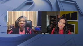 Congresswoman Brenda Lawrence talks about meeting with Biden, Harris and vaccine supply