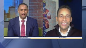 Detroit's own Hill Harper talks about the importance of financial literacy