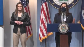 Whitmer urges vaccinations while admonishing hit jobs on staffers travelling