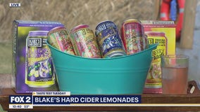 Taste Test Tuesday: Blake's Hard Cider Lemonade