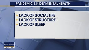 The Doctor Is In: How the pandemic is impacting children's mental health