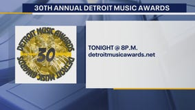 Don't miss the 30th annual Detroit Music Awards with surprise guest
