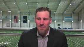 WATCH - Lions head coach Dan Campbell talks about the selection on Penei Sewell in round one of the NFL Draft