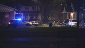 Four people shot outside at vigil on Detroit's east side