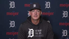 WATCH - Tigers think positive after loss to Twins