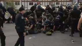 Legal observers sue Detroit for police brutality, Civil Rights violations during protests