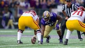 Lions take Washington's Onwuzurike in 2nd round