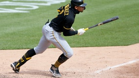 Evans denied Baddoo, Pirates beat Tigers 4-2 with 2-run 8th