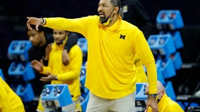 Michigan's Juwan Howard named AP college coach of the year