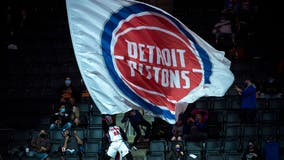 Towns, Edwards lead Timberwolves past undermanned Pistons