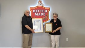 Better Made CEO Sam Cipriano dies at 80