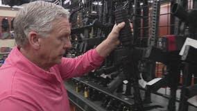 Gun store owner says Biden's firearm control rhetoric will only hurt law abiding citizens