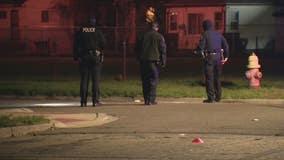 4 people shot at vigil on Detroit's east side