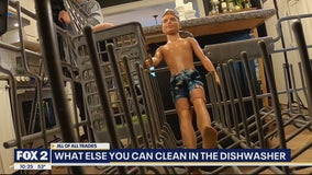 Finding New DIY Ways to Wash Household Items in the Dishwasher