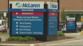McLaren Macomb nurses union delivers 10-day strike notice; strike begins July 28