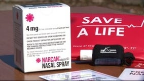 Free drive-up course on using Narcan held in Pontiac, online classes also available