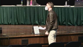 Grosse Pointe teacher resigns after board implements new COVID policy;teachers call out sick in support