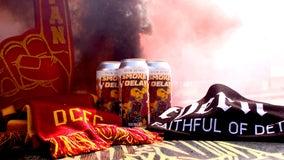 Brew Detroit releases new DCFC beer -- Smoke Delay IPA